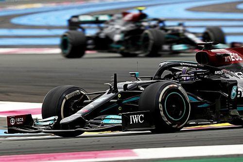 Verstappen contraataca: ¿el alerón delantero de Mercedes no se controla?