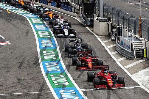 Cómo ver en televisión en latinoamérica el GP de Francia de F1 2021
