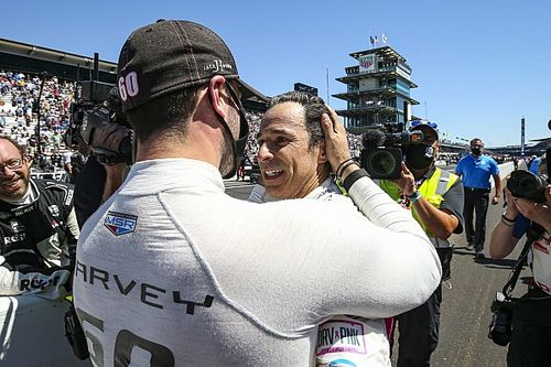 Castroneves regresa a IndyCar de tiempo completo para 2022