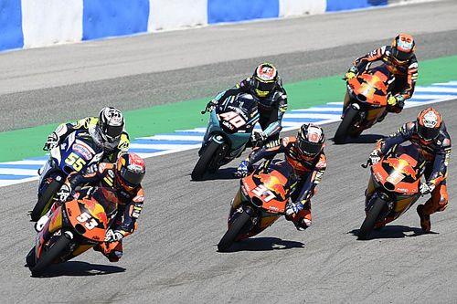 Moto3-Rennen in Jerez: Rookie Pedro Acosta erobert dritten Sieg in Folge