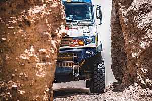 Dakar, Camion: a Lima chiude Van Genugten, ma Nikolaev celebra il poker
