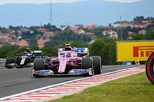 So wird das Wetter beim Formel-1-Rennen in Budapest