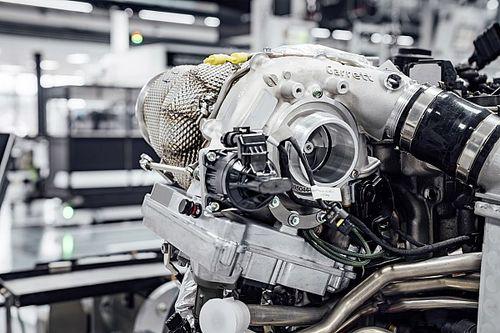 Mercedes transfère la technologie MGU-H de la F1 à la route