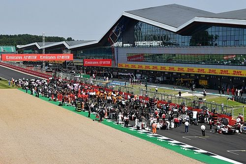 Estado del campeonato después del GP 70 Aniversario F1