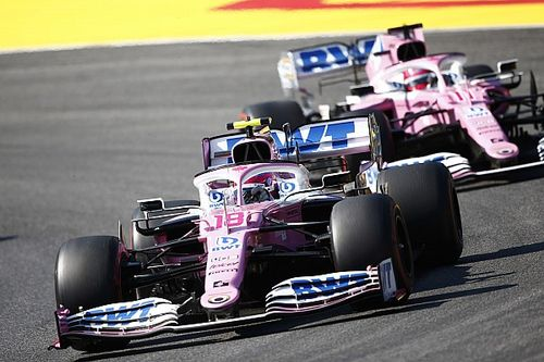 """Racing Point: """"Hízelgő Checóra nézve, hogy eddig várattuk Vettelt"""""""