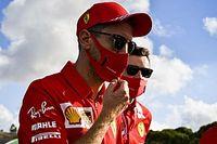 """Vettel veut terminer son aventure Ferrari avec """"dignité"""""""