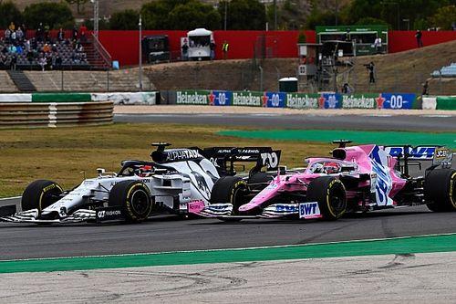 Racing Point dénonce les réprimandes de Pérez