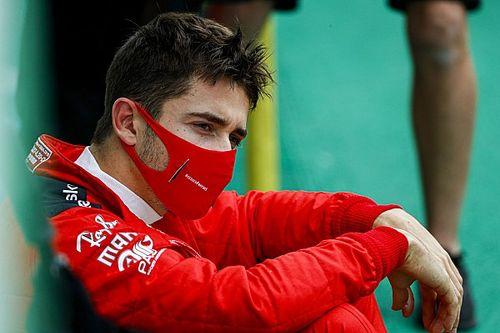 莱克勒克成第五位感染新冠病毒的F1车手