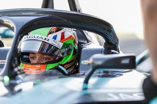 Fenestraz joins Jaguar Formula E team as reserve driver