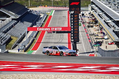 Proposed 2021 Cup schedule features road racing, new venues