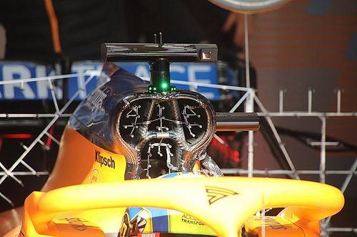 McLaren enciende por primera vez el motor Mercedes del MCL35M
