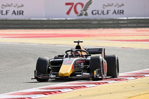 F2: Tsunoda é pole em Sakhir e Schumacher se complica; Drugovich é 5º