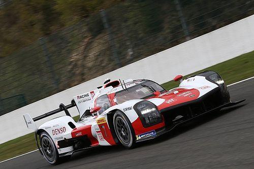 Toyota explains Kobayashi's race-deciding Spa off