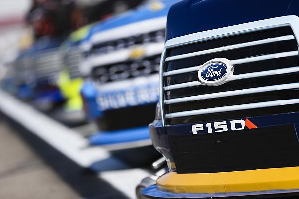 NASCAR Truck Últimas notícias ThorSport oficializa parceria com Ford na Truck Series