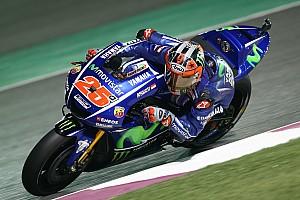 Qatar MotoGP: Vinales shades Iannone in third practice