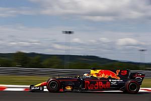 Formula 1 Practice report GP Hongaria: Ricciardo dan Red Bull masih tercepat di latihan kedua