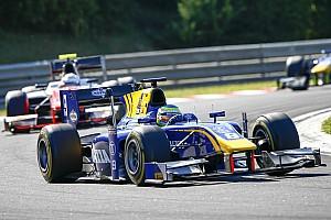 FIA F2 Репортаж з гонки Ф2 на Хунгароринзі: переможний дубль DAMS