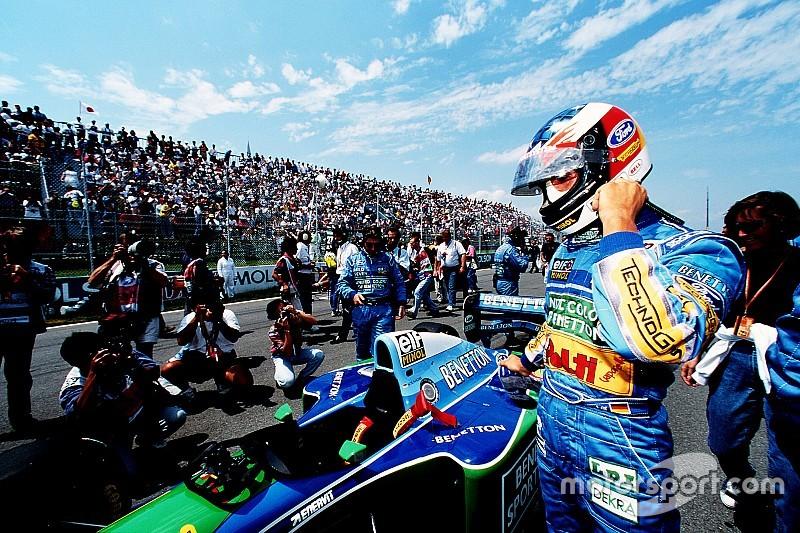Photos - Les 68 pole positions de Michael Schumacher