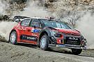 WRC Citroen modifica l'impianto di lubrificazione dopo il guasto della Corsica
