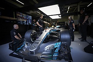 F1 Análisis Análisis: La historia detrás del problema de la caja de cambios de Mercedes