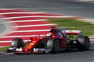 Formula 1 Analysis Analysis: Ferrari mileage proves 2017 F1 progress