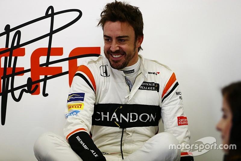 阿隆索:糟糕表现不会迫使我离开F1