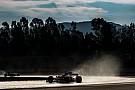 首轮季前测试收关:莱科宁在雨胎测试日高居第一