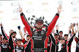 NASCAR XFINITY Reporte de la carrera Clements da la sorpresa y se lleva la victoria en Road America