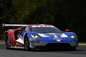 IMSA Reporte de calificación Ford vence a BMW por la pole en Virginia