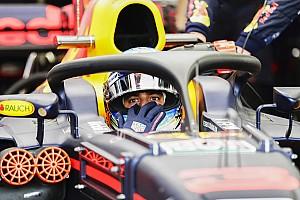F1 Noticias de última hora Ricciardo asegura que los fans deberán acostumbrarse al halo