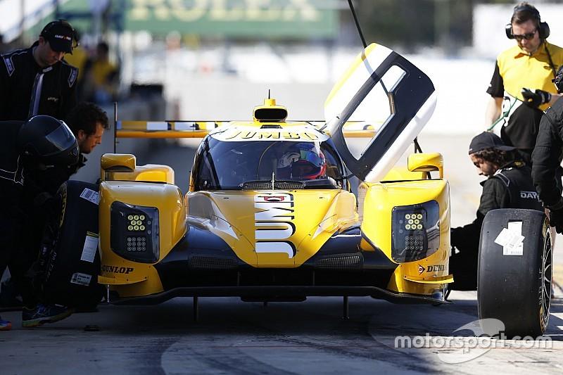 Barrichello se anima após primeiro teste de LMP2