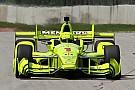 IndyCar EL3 - Au tour de Simon Pagenaudde mener!