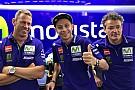 MotoGP Rossi recibió la aprobación de los médicos para correr en Aragón