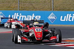 F3-Euro Reporte de la carrera Ilott gana la 2ª carrera de Hungría