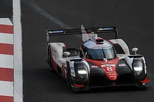 WEC Noticias de última hora Toyota cambia su alineación para la carrera en Austin