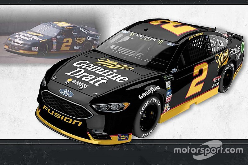NASCAR: Die Throwback-Designs in Darlington 2017