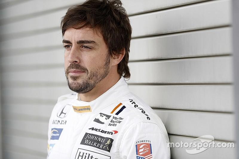 """El equipo Andretti """"muy impresionado"""" con el desempeño de Alonso"""