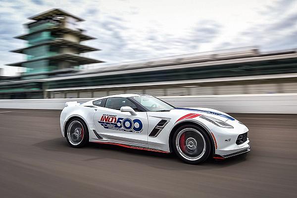 Automotive Corvette Grand Sport named 2017 Indy 500 pace car