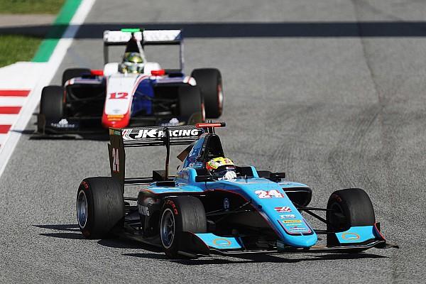 GP3 у Барселоні: перша перемога Майні