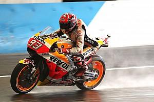 MotoGP Antrenman raporu Motegi MotoGP 3. Antrenman: Marquez lider