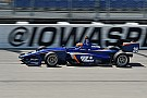 Indy Lights Terza vittoria nelle ultime quattro gare per Leist in Iowa