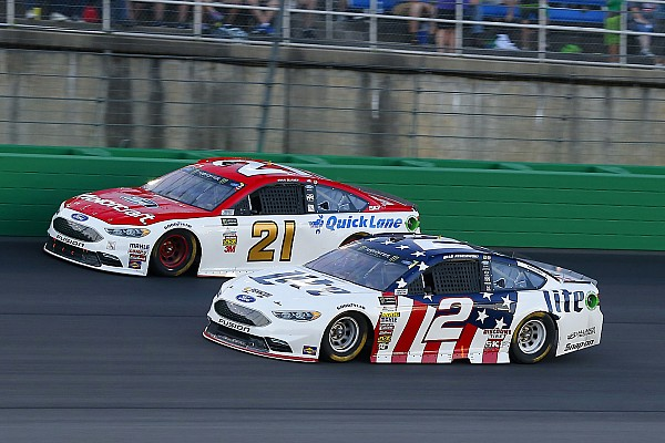 NASCAR Cup Commentary Five things we learned from the Penske/Wood Brothers teleconference