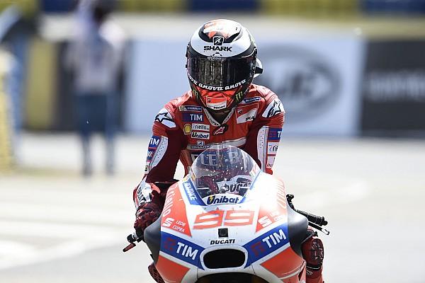 Honda y Aprilia acompañarán a Ducati esta semana en los test de Montmeló