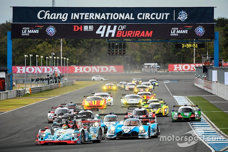 Second win of the season for Jackie Chan DC Racing