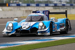 Asian Le Mans Qualifying report Algarve Pro Racing on pole for final race of the season in Sepang