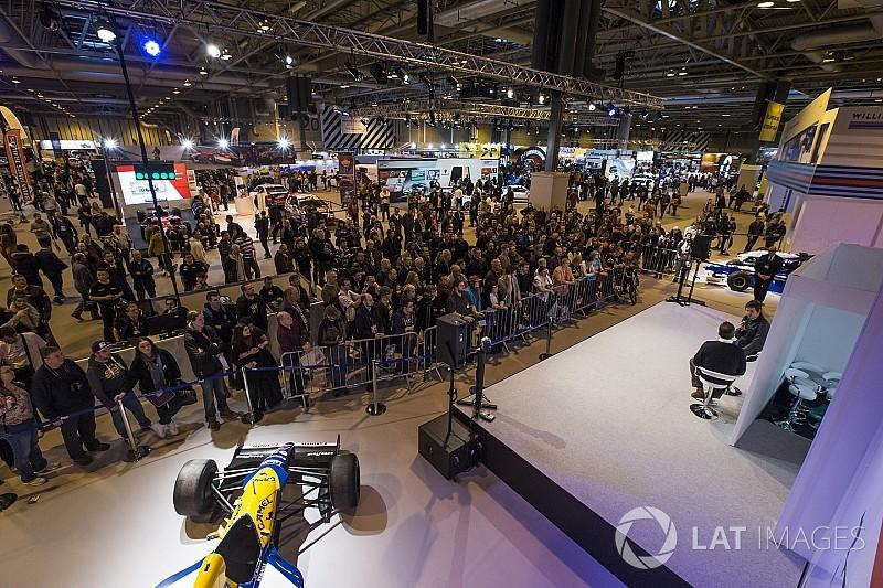 Прямой эфир: автоспортивное шоу Autosport International