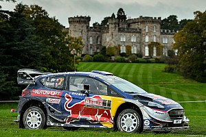 WRC Breaking news Evans wants Ogier to stay at M-Sport for 2018 WRC