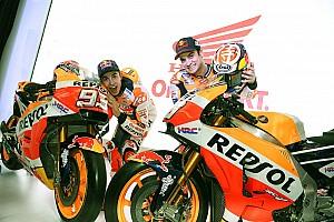 MotoGP Motorsport.com hírek Megérkezett a 2018-as Repsol-Honda: RC213V