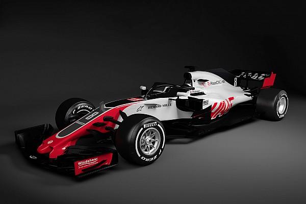 Haas неожиданно для всех показала новую машину