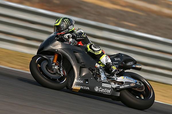 MotoGP-Test Thailand: Crutchlow markiert erste Bestzeit